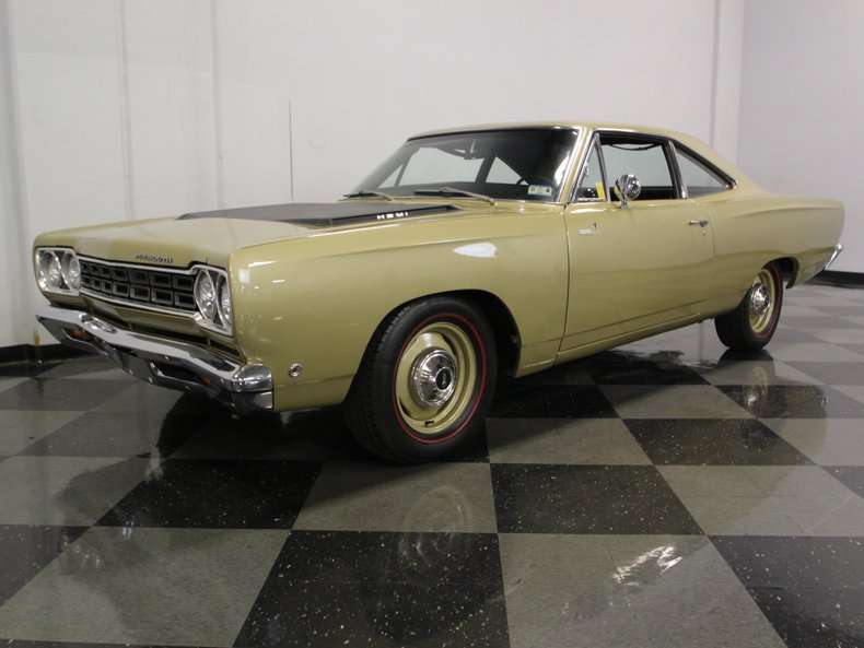 For Sale: 1968 Plymouth Road Runner