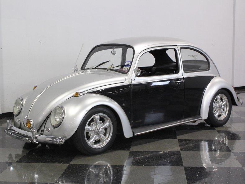 For Sale: 1967 Volkswagen Beetle