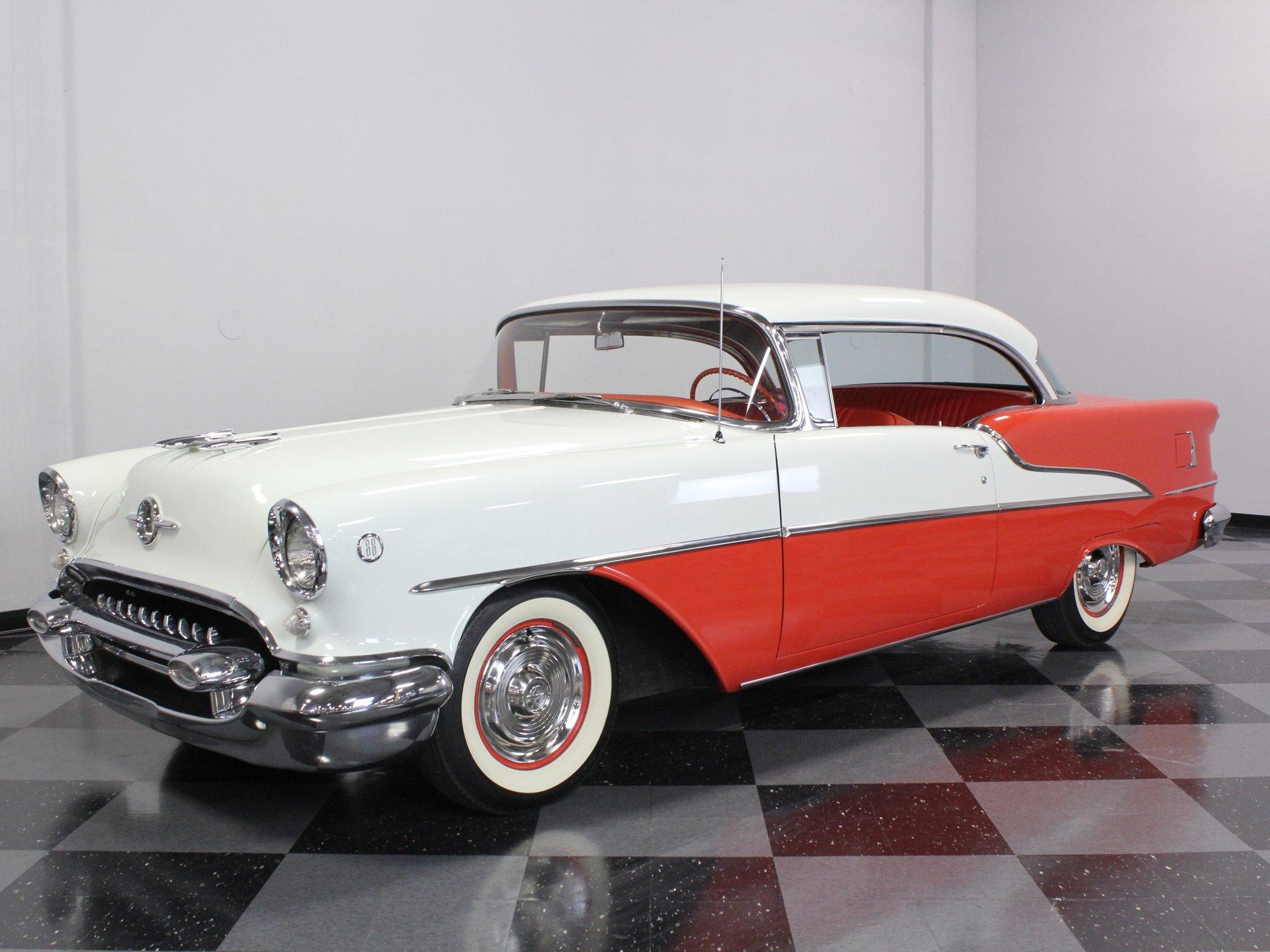 1955 oldsmobile super 88 holiday
