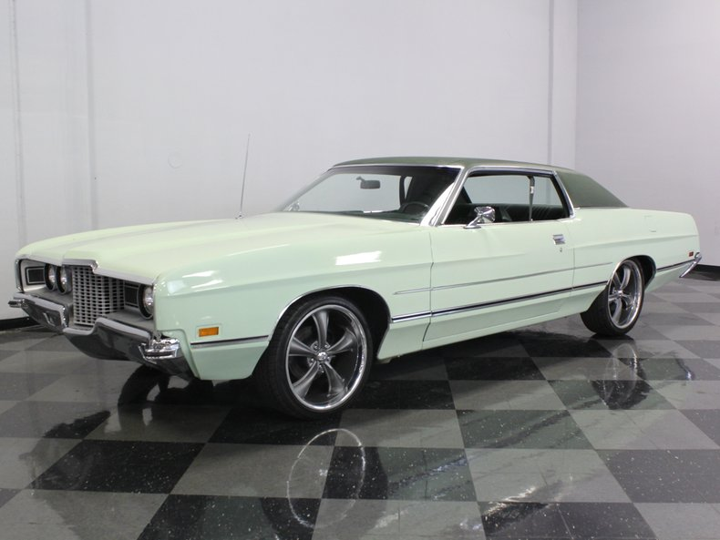 For Sale: 1971 Ford Galaxie