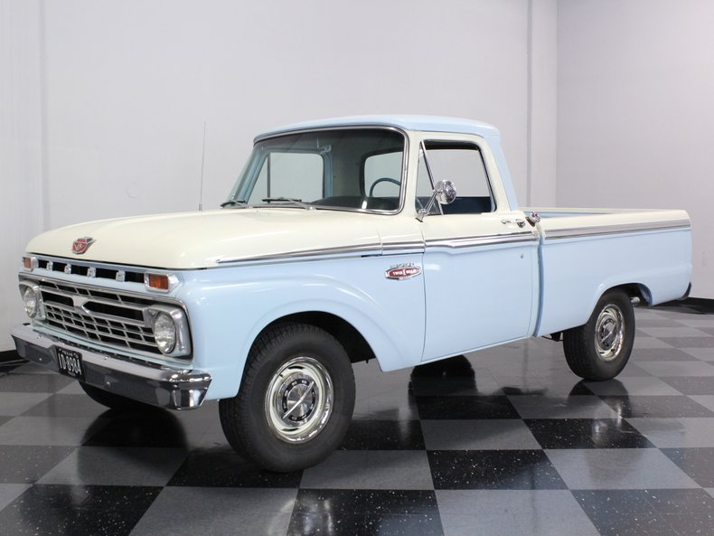 Excellent 1966 Ford F 100 Streetside Classics The Nations Trusted Dailytribune Chair Design For Home Dailytribuneorg