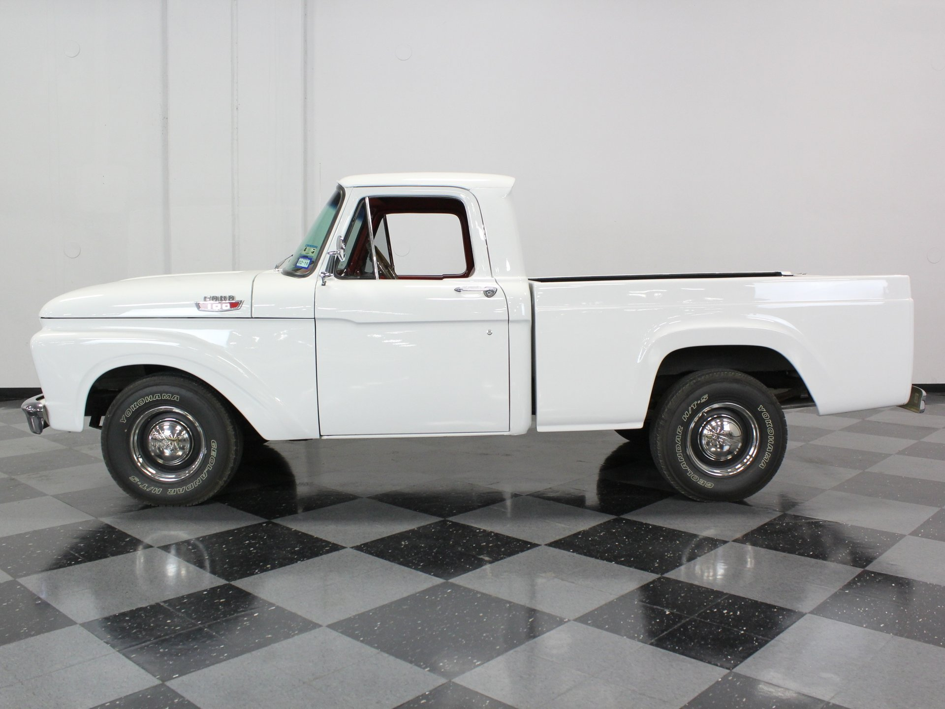 1963 ford f 100