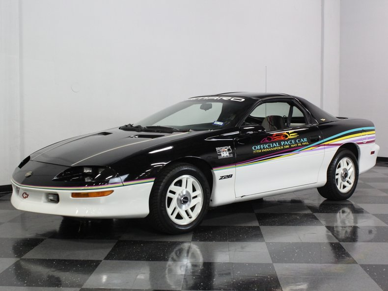 For Sale: 1993 Chevrolet Camaro