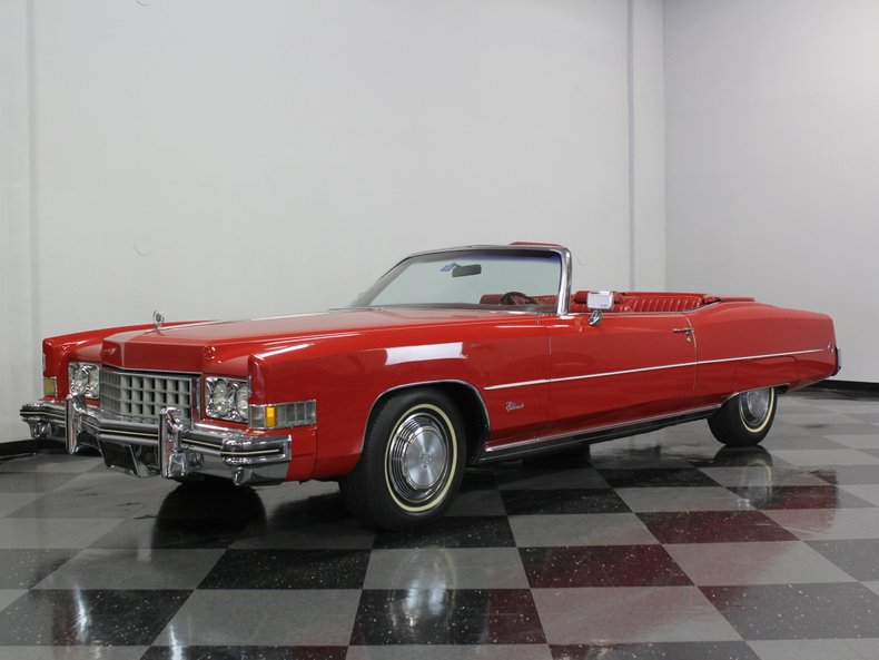 For Sale: 1973 Cadillac Eldorado