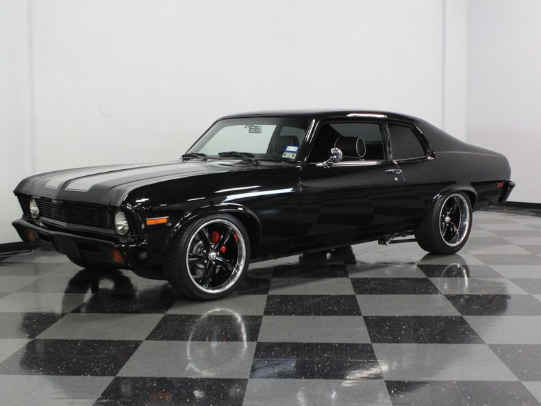 For Sale: 1974 Chevrolet Nova