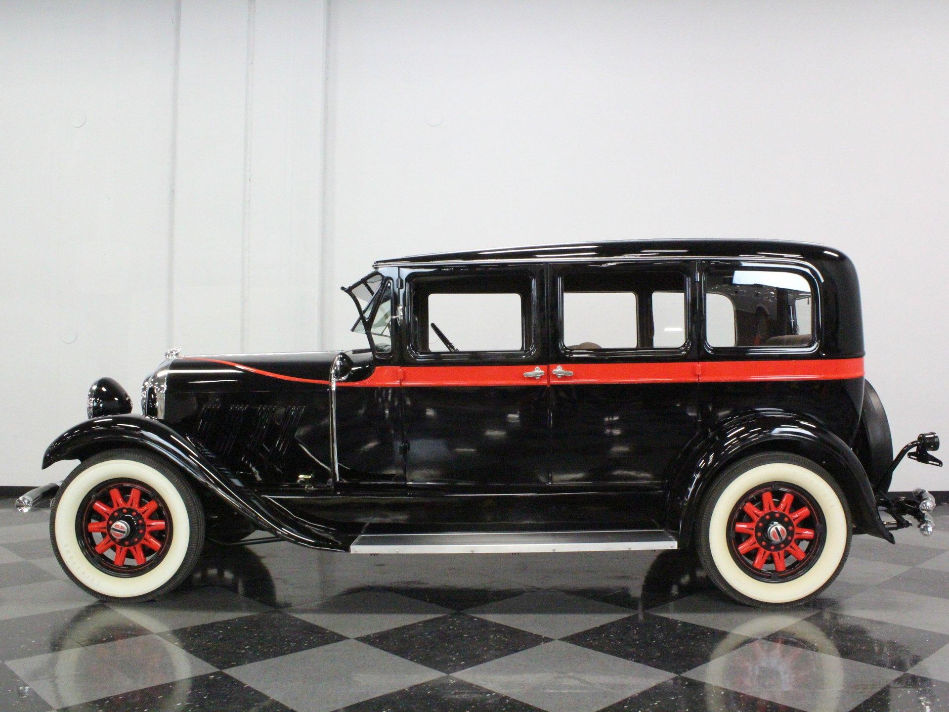 1929 auburn model 8 90 sedan