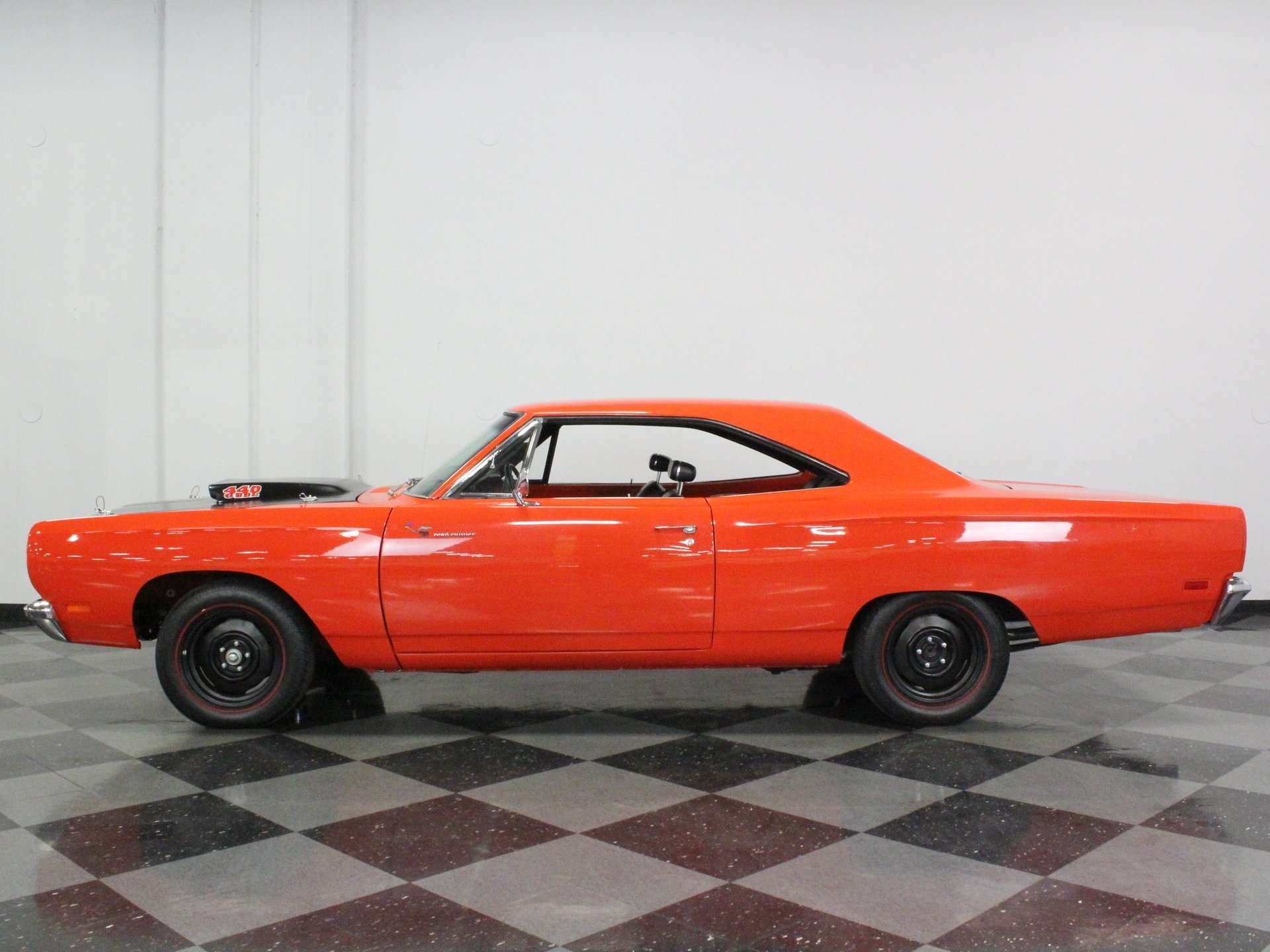 1969 plymouth road runner a12 clone