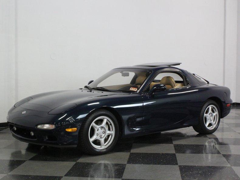 For Sale: 1993 Mazda RX7