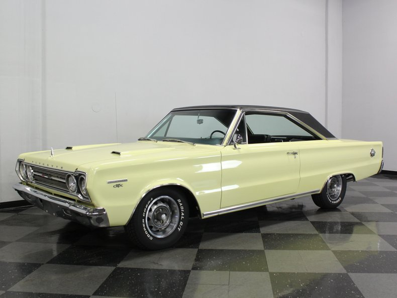 For Sale: 1967 Plymouth GTX Belvedere