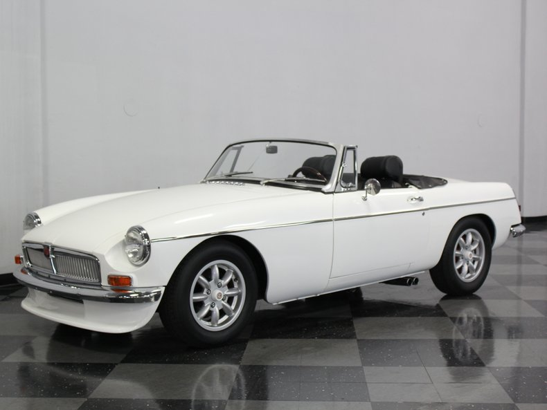 For Sale: 1963 MG MGB