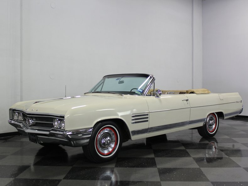 For Sale: 1964 Buick Wildcat