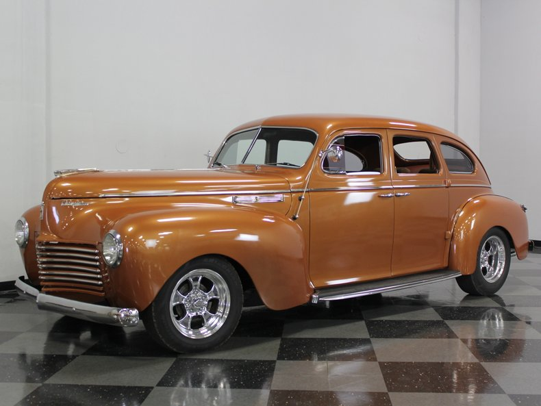 For Sale: 1940 Chrysler Saratoga