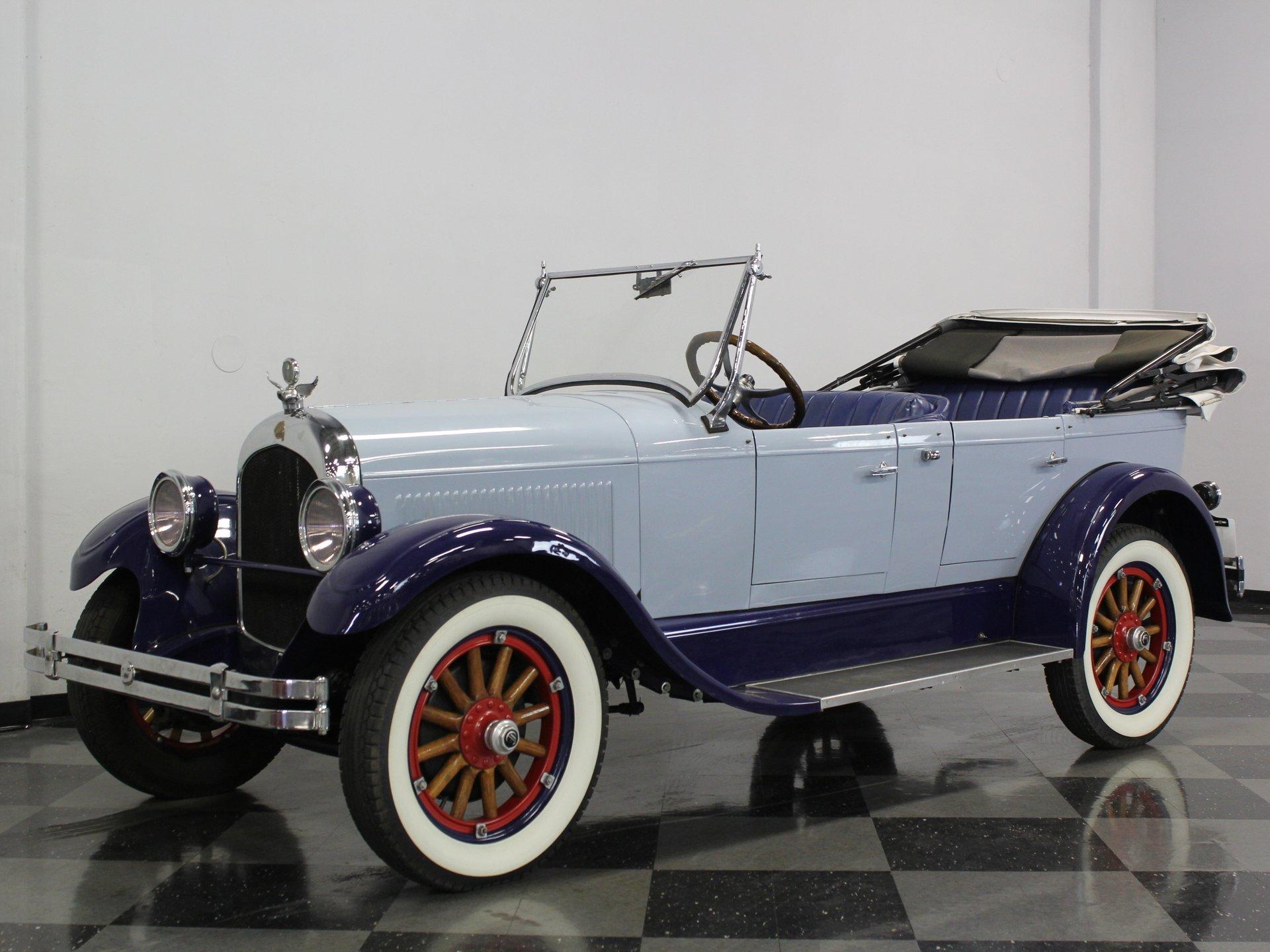 1925 chrysler b70 phaeton