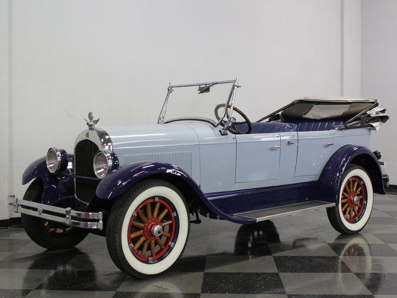 For Sale: 1925 Chrysler B70 Phaeton
