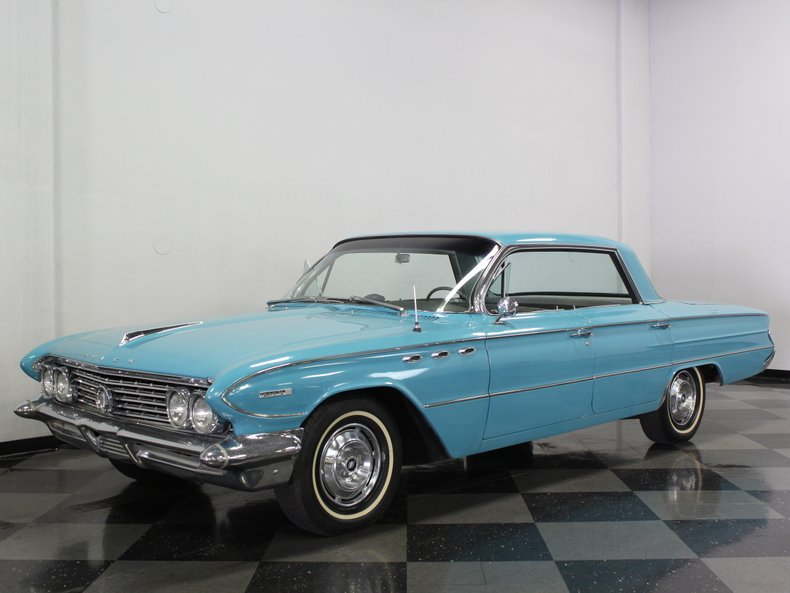 For Sale: 1961 Buick Invicta