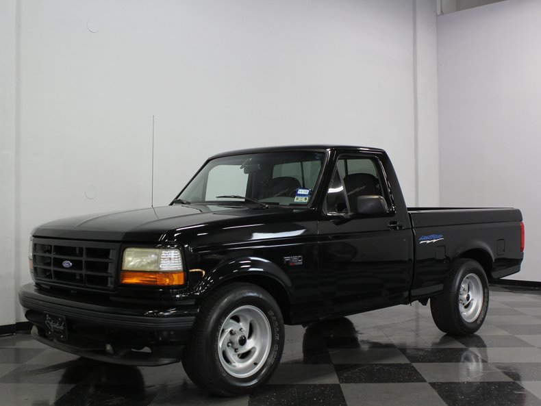 For Sale: 1995 Ford F-150