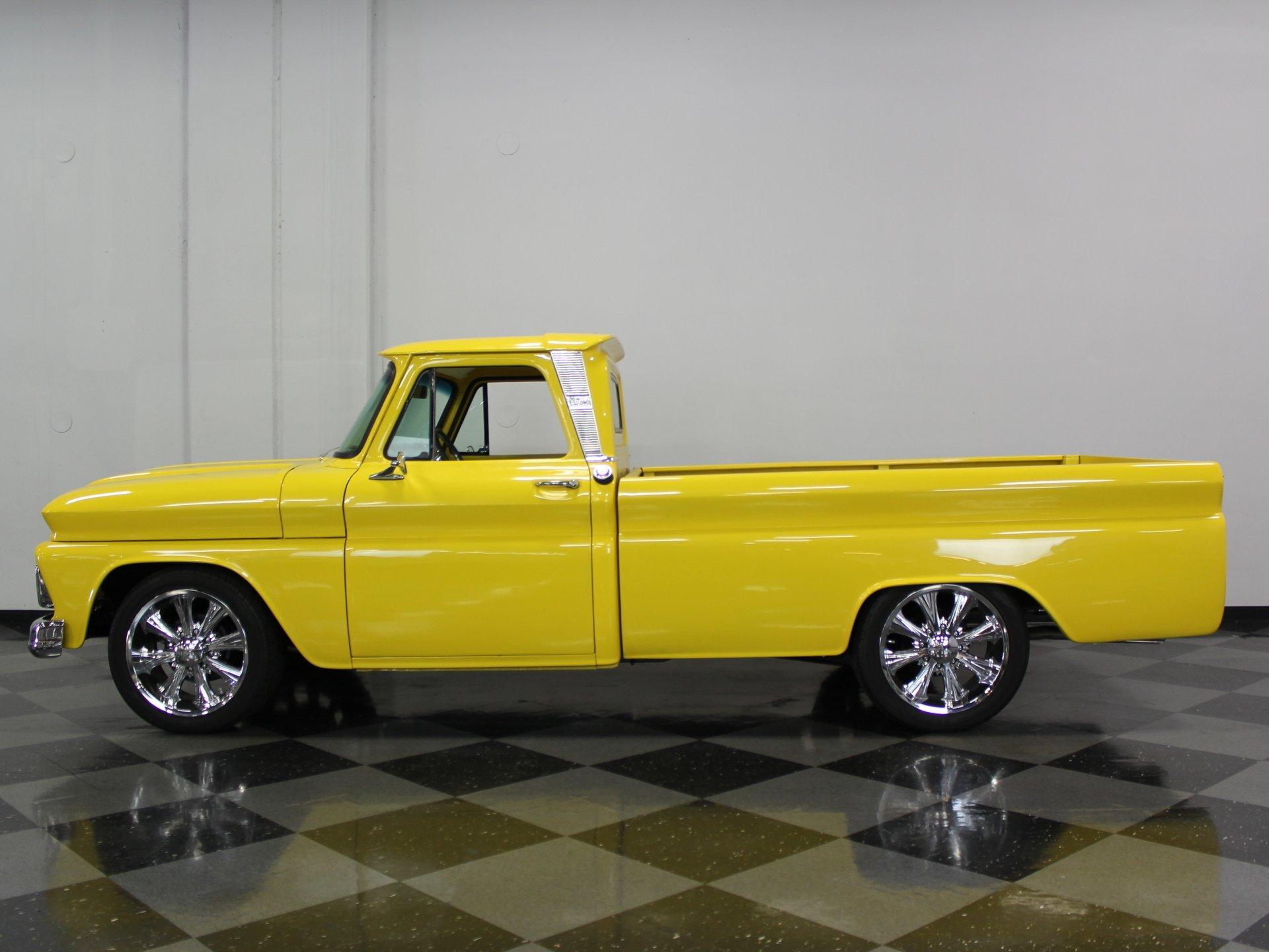 1965 chevrolet c20