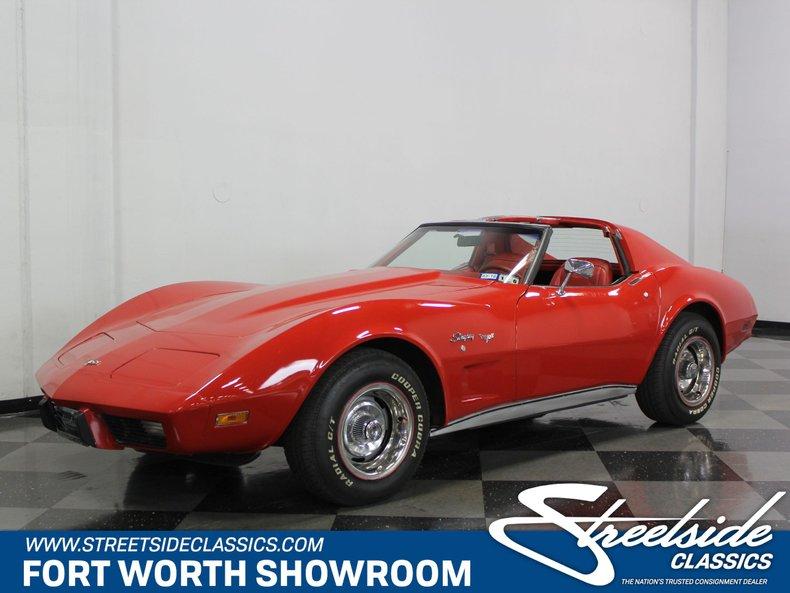 For Sale: 1977 Chevrolet Corvette