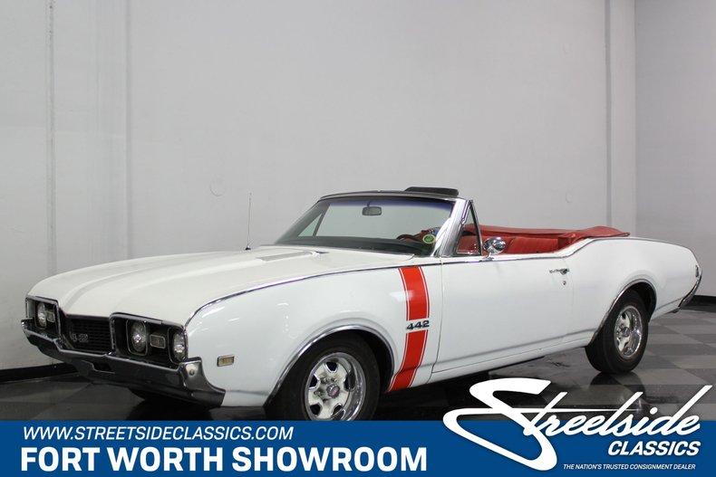 1968 Oldsmobile Cutlass For Sale