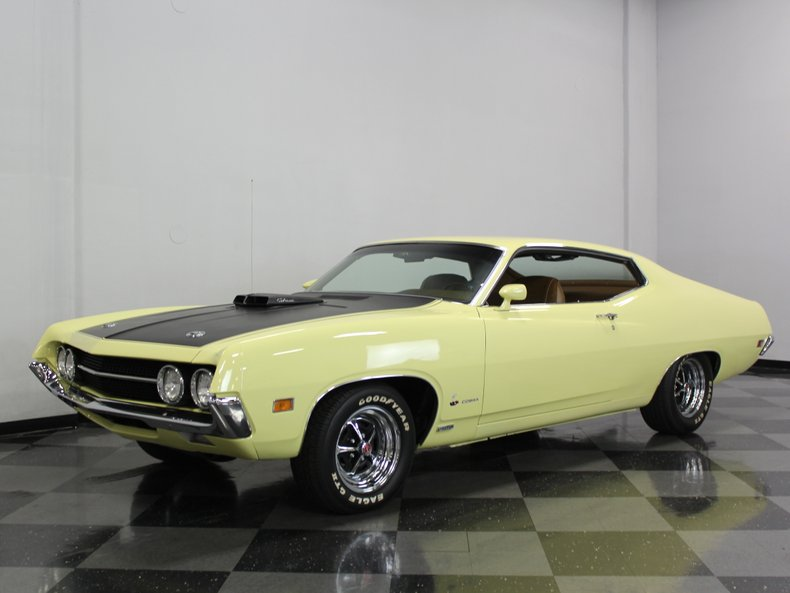 1970 Ford Torino Classic Cars For Sale Streetside Classics The Nation S 1 Consignment Dealer