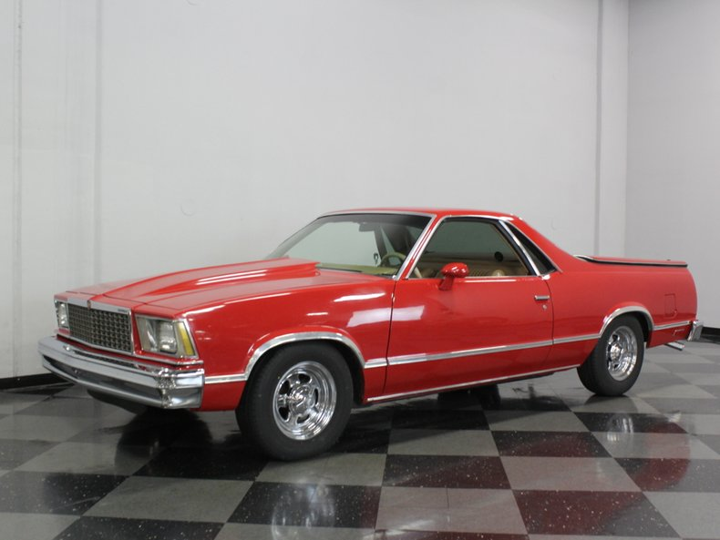 1979 Chevrolet El Camino Streetside Classics The Nation S
