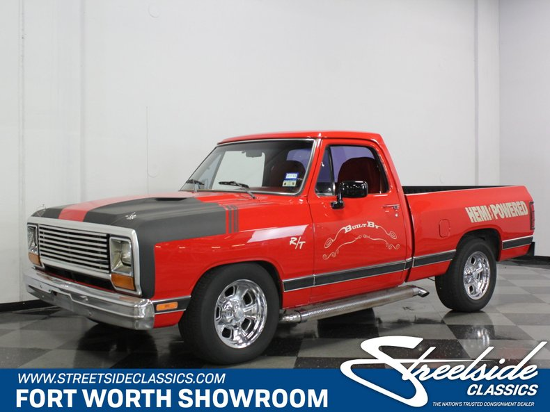 For Sale: 1984 Dodge Ram 150