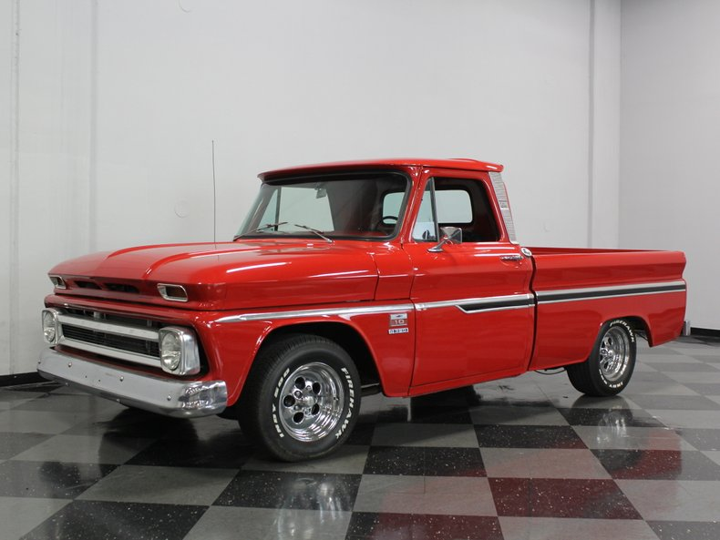 For Sale: 1966 Chevrolet C10