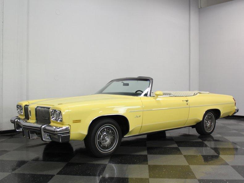 For Sale: 1974 Oldsmobile Delta 88
