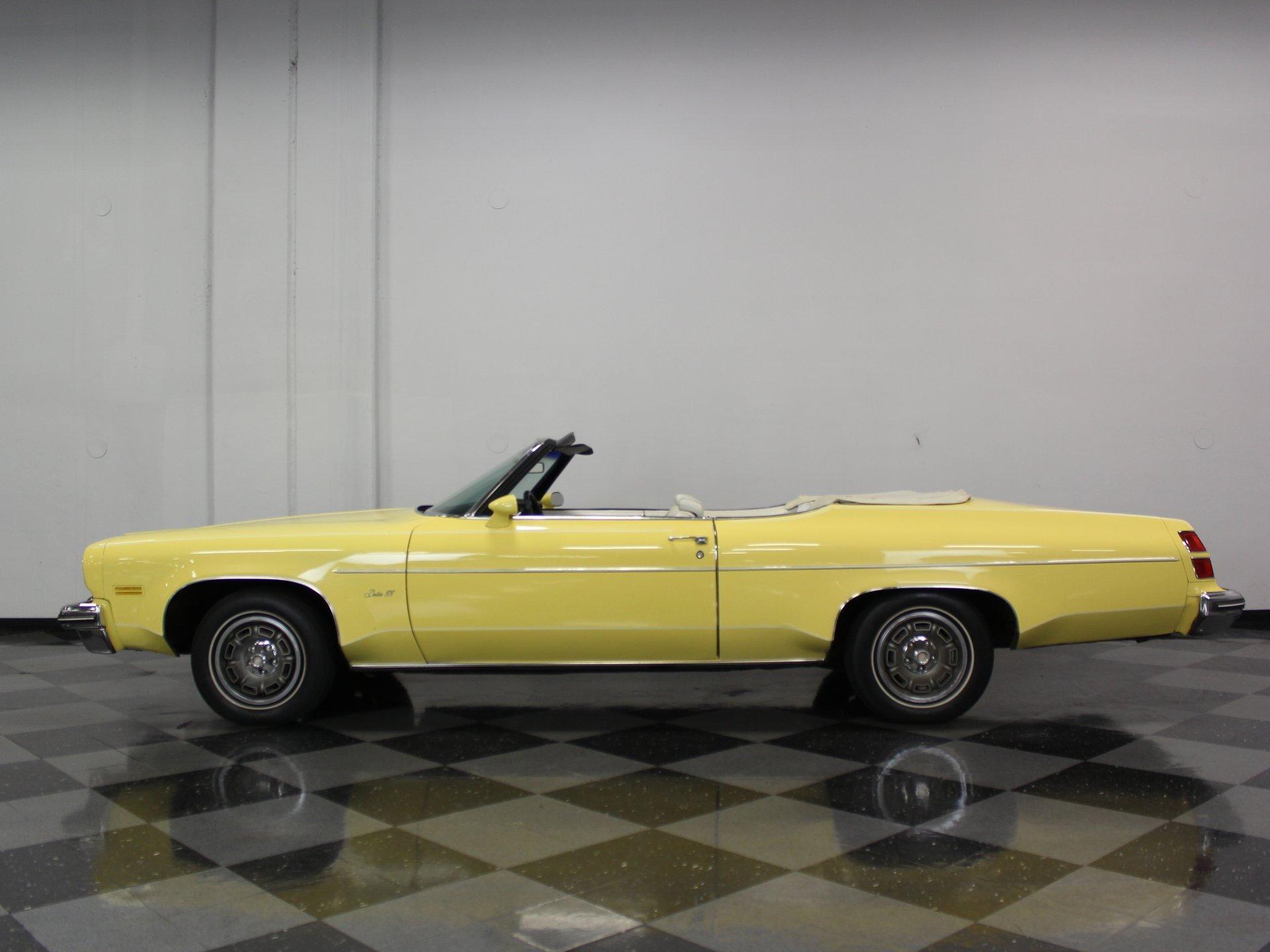 1974 oldsmobile delta 88