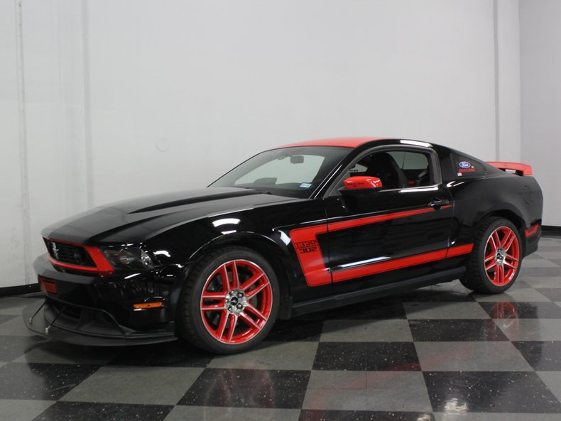 For Sale: 2012 Ford Mustang