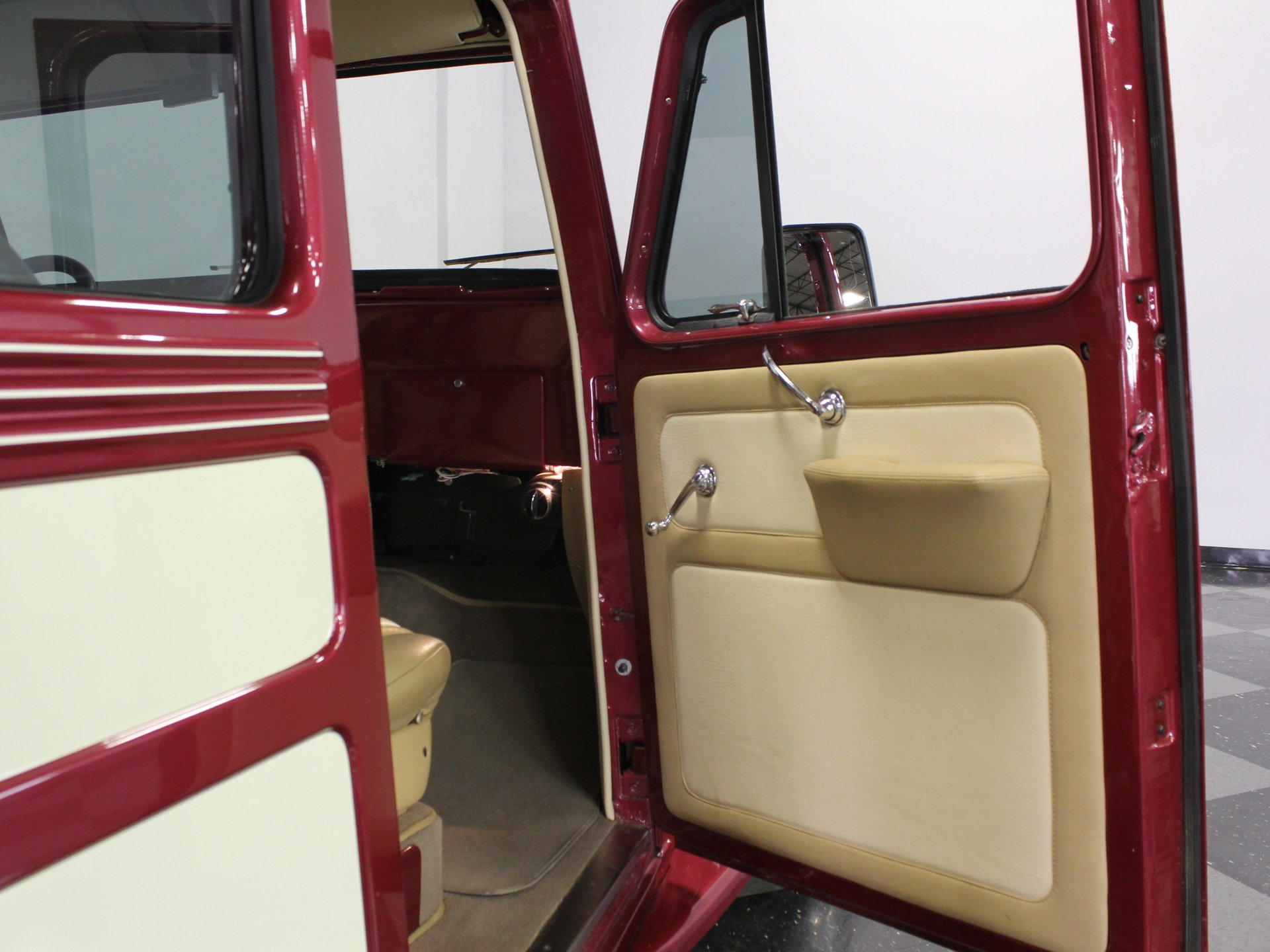 1957 Willys Wagon | Streetside Classics - The Nation's Trusted
