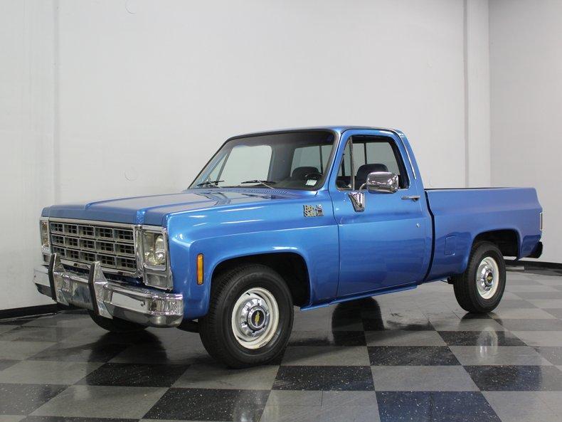 For Sale: 1979 GMC High Sierra