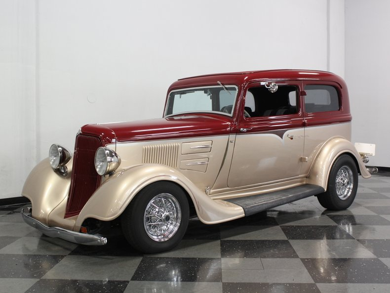 For Sale: 1934 Plymouth Street Rod