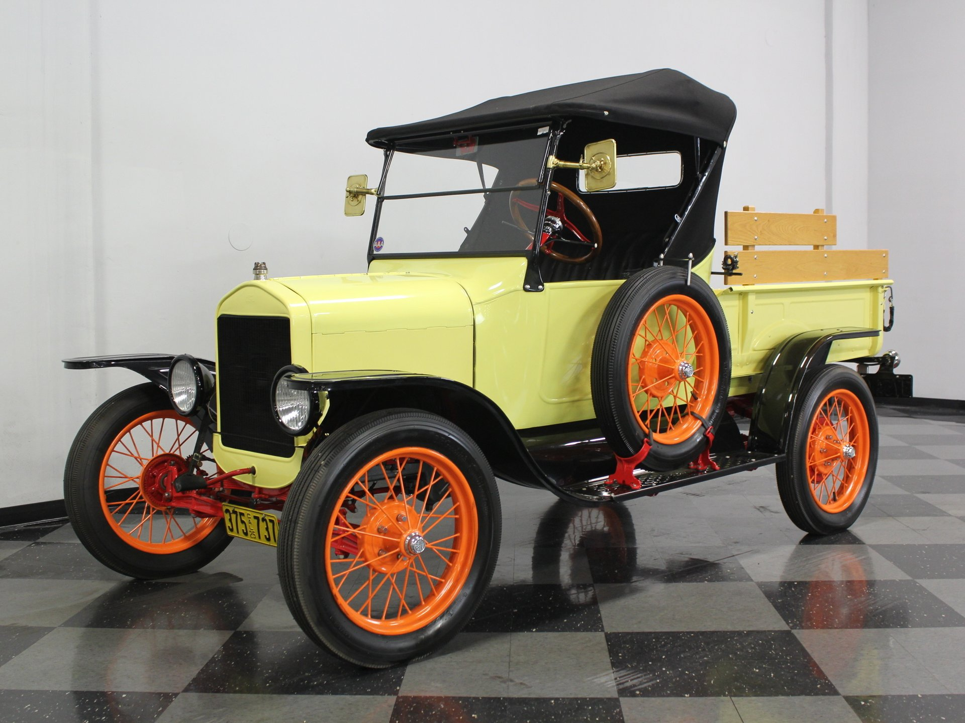 1925 ford model t roadster