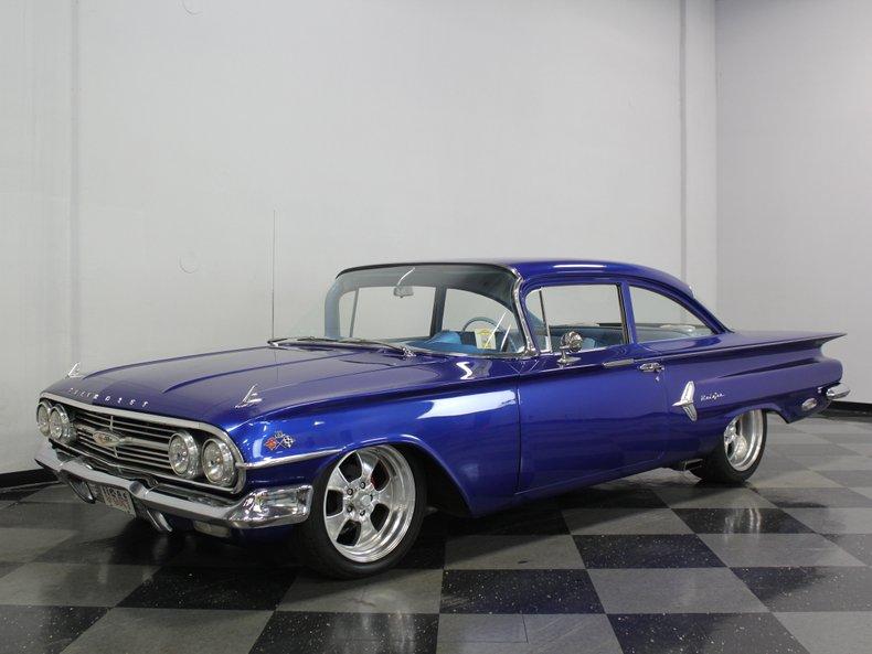 For Sale: 1960 Chevrolet Biscayne