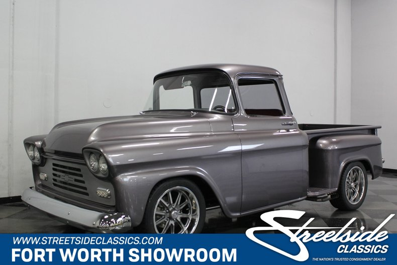 For Sale: 1959 GMC 101 1/2 Ton