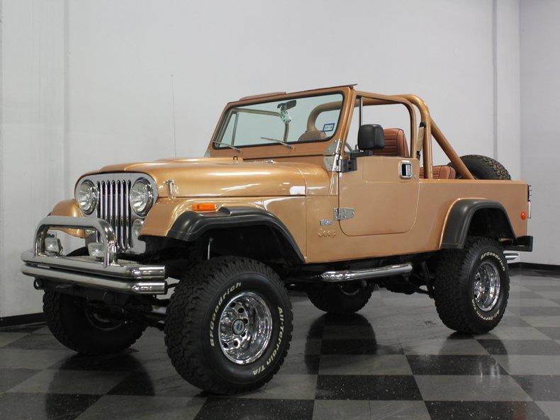 For Sale: 1984 Jeep CJ8