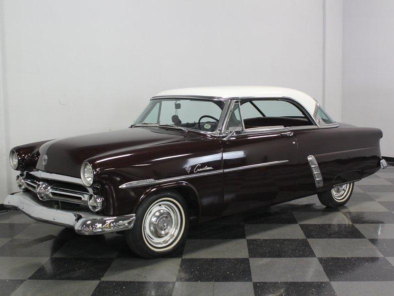 For Sale: 1952 Ford Crestline Victoria