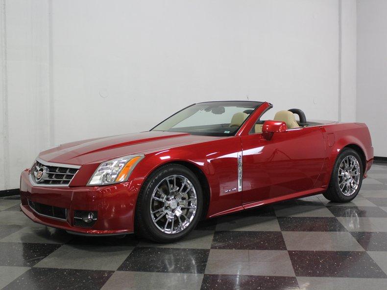 For Sale: 2009 Cadillac XLR