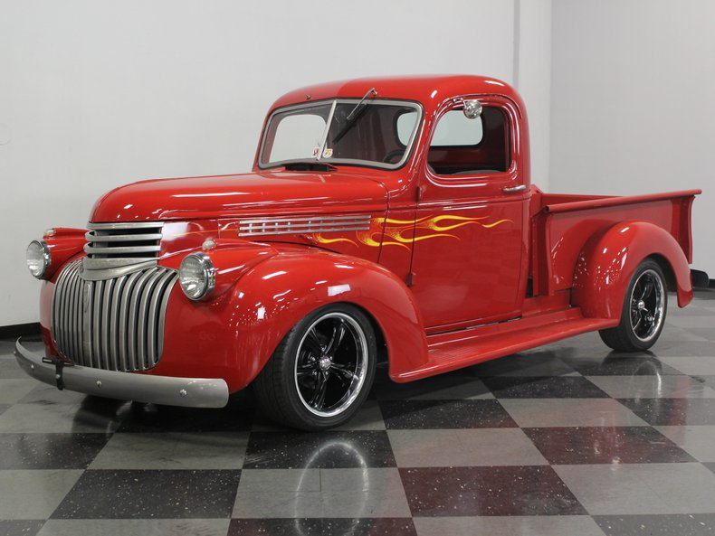 For Sale: 1946 Chevrolet 1/2 Ton Pickup