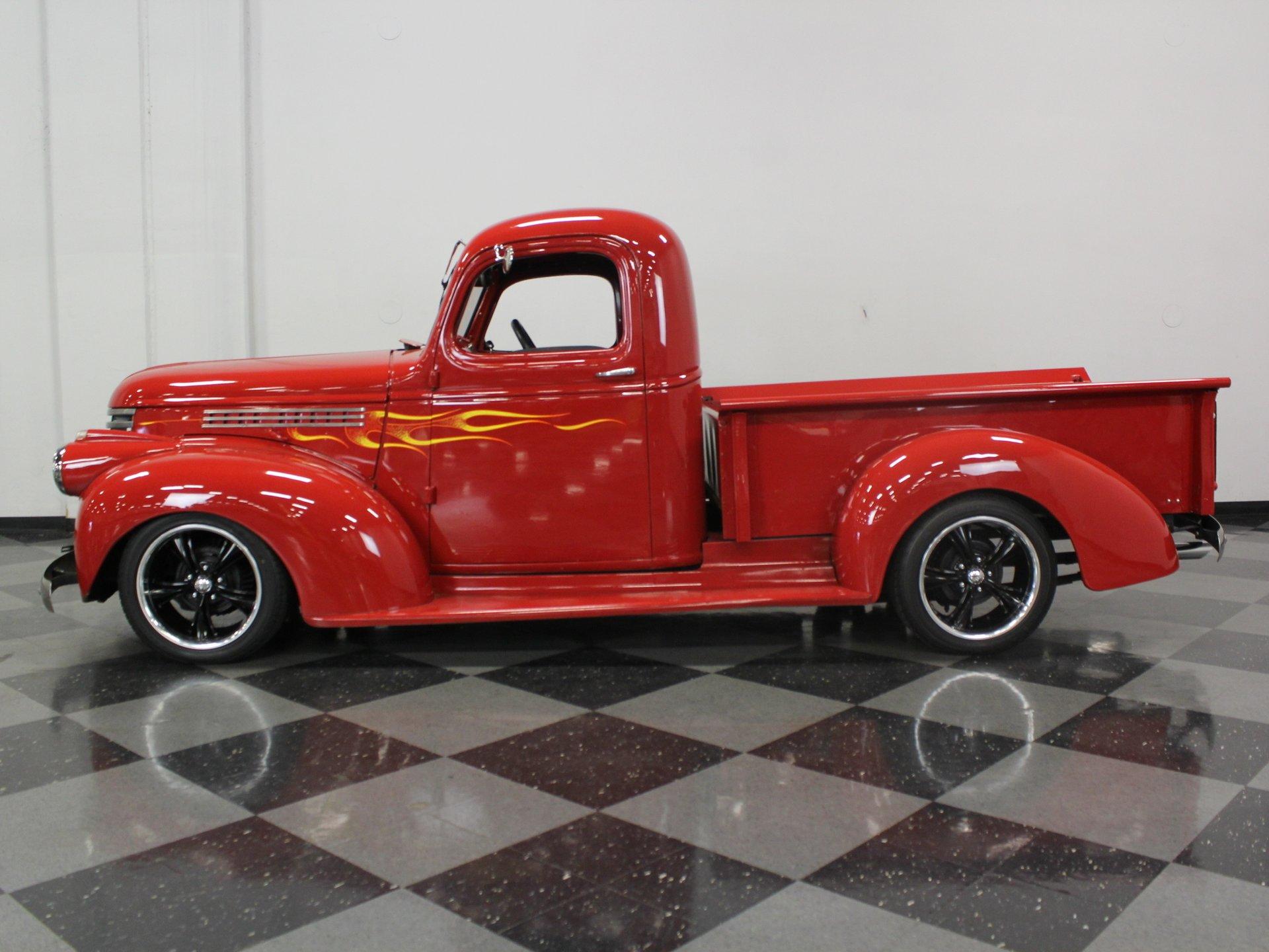 1946 chevrolet 1 2 ton pickup