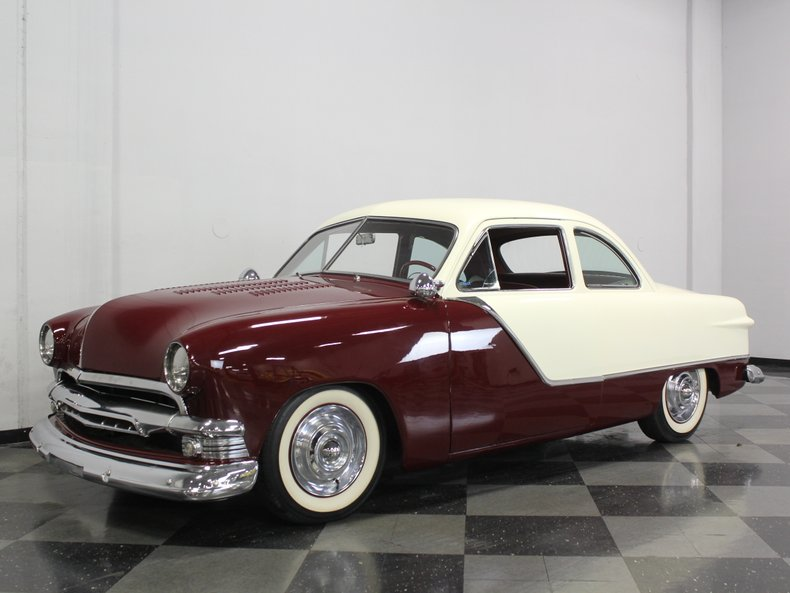 For Sale: 1951 Ford Club Coupe