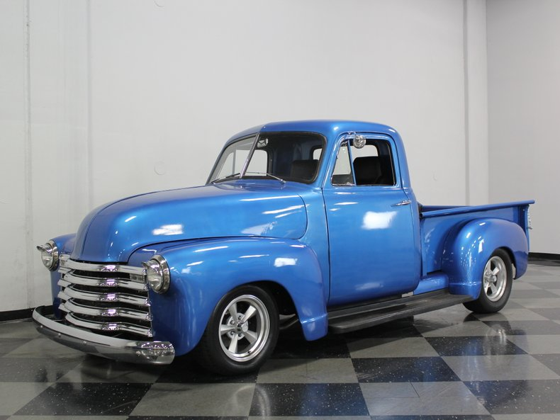 For Sale: 1951 Chevrolet 1/2 Ton Pickup