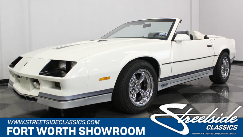 For Sale: 1983 Chevrolet Camaro