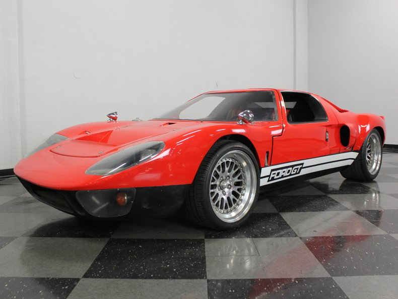 Ford Gt40 Replica For Sale >> 1967 Ford Gt40 Streetside Classics The Nation S Trusted