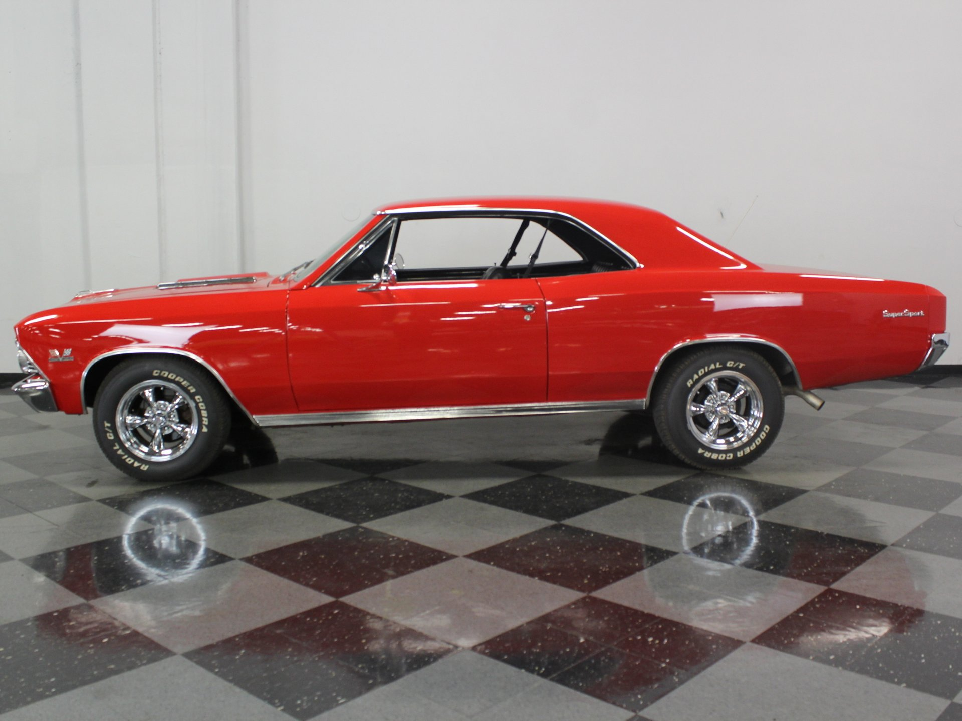 1966 chevrolet chevelle ss clone