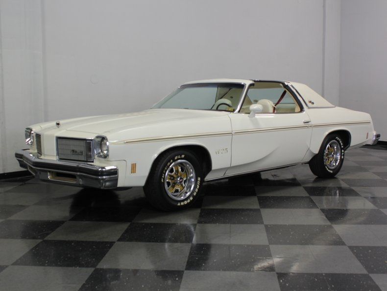 For Sale: 1975 Oldsmobile Cutlass