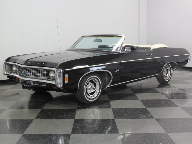 For Sale: 1969 Chevrolet Impala