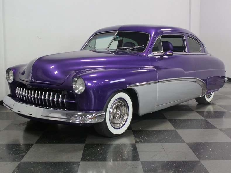 For Sale: 1950 Mercury Sedan