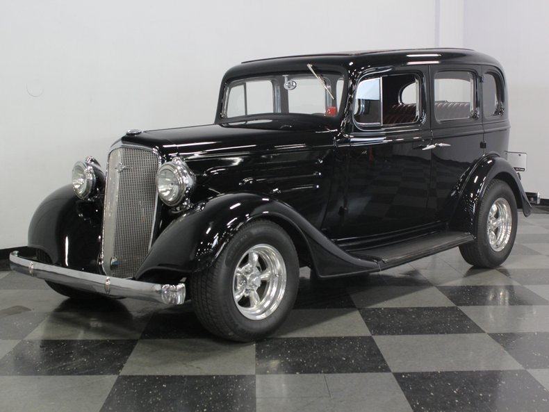 For Sale: 1935 Chevrolet Standard